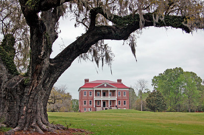 South Carolina, Charleston area, Drayton Hall
