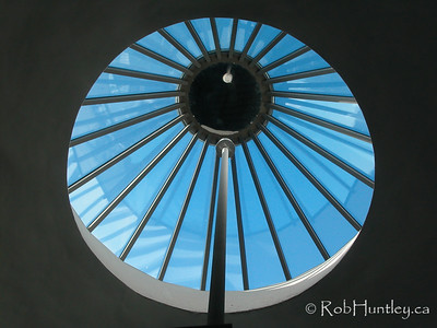 Stock - Round Skylight  © Rob Huntley