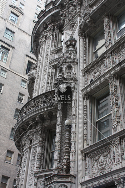 New York Architecture by kgoetzinger