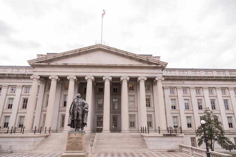 U.S. Department of Treasury, Washington, D.C.