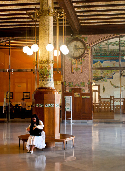 Railway Station, Valencia