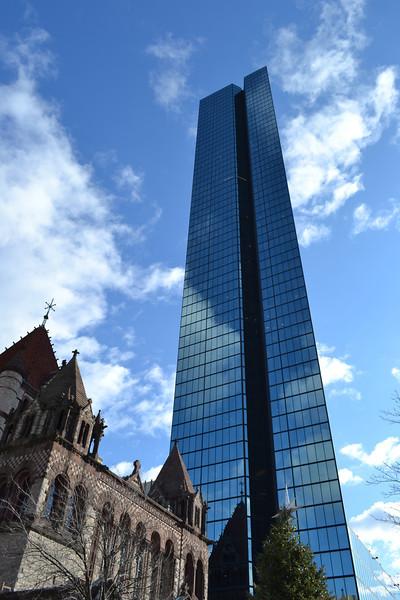 John Hancock Building, Boston, MA