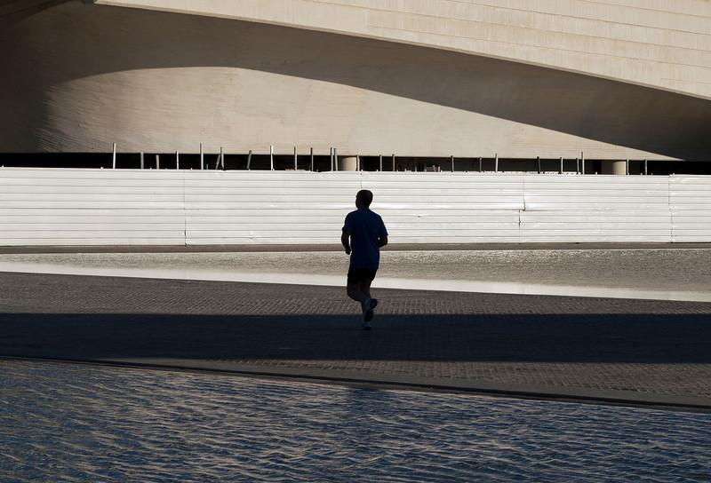 Runner, Valencia