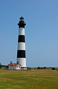 North Carolina, Outer Banks area, Bodie Lighthouse