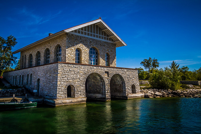 Chester Thordarson Boathouse