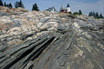 Maine, Pemquid Lighthouse