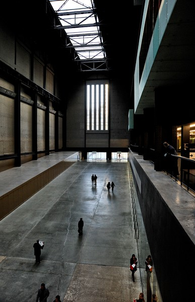 Tate Modern,  South Bank, London.