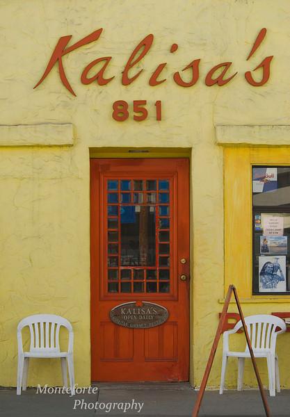 Kalisa's Cannery Row, Monterey Ca.