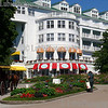 Grand Hotel. Mackinac Island, Michigan