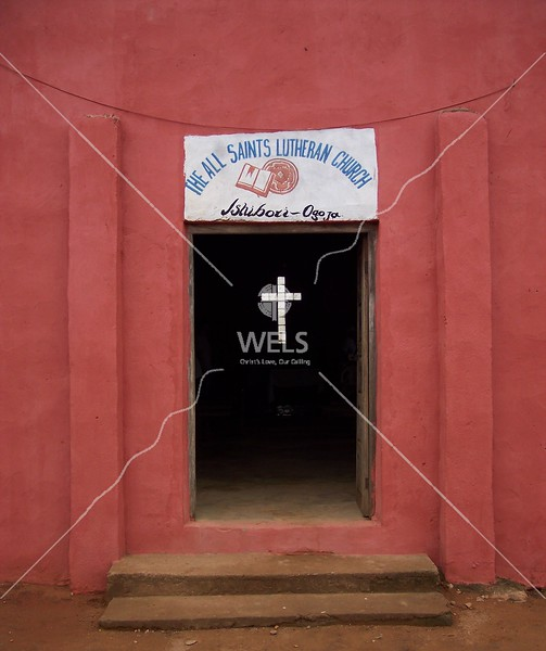 Nigeria - The All Saints Lutheran Church by smalchow