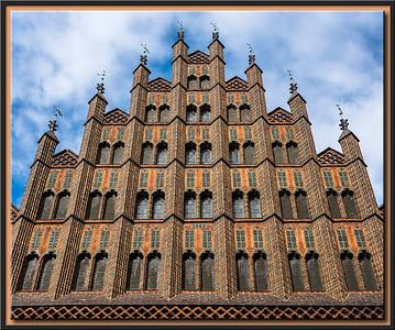 Rathaus Fassade