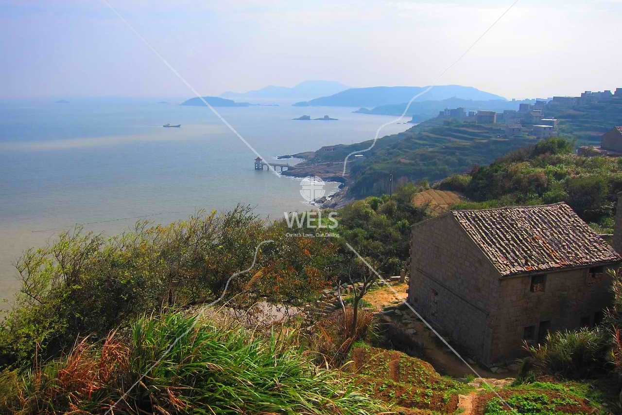 Rugged coastline of ShrTang Village, SE China by kstellick