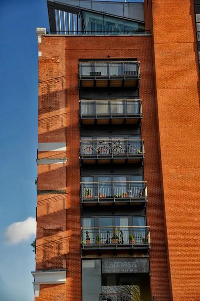 South Bank, London.