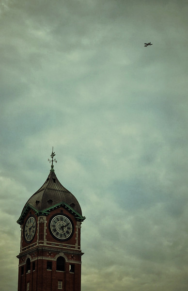 Textile Mill Clock Tower, Lawrence, MA