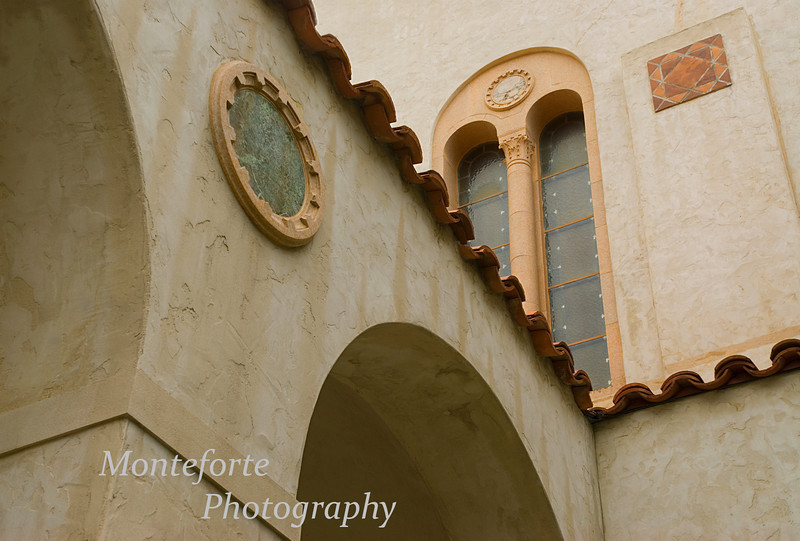 Carmelite Monastery, South of Carmel California
