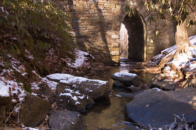 Poinsett Bridge, South Carolina, Greenville County