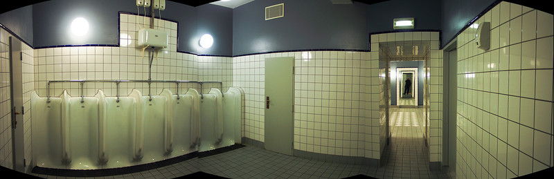 Town Hall toilets, Oslo