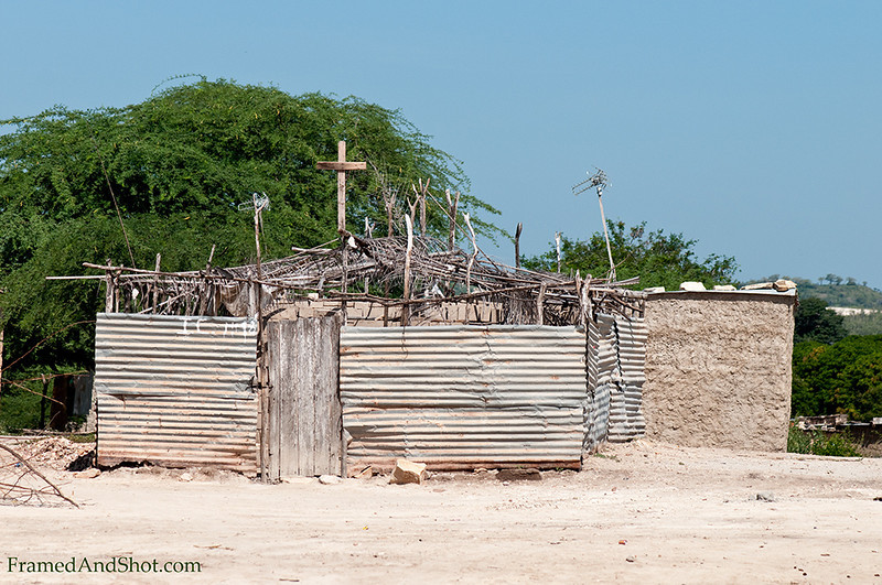 <h4>Church in a little village outside of Luanda</h4>