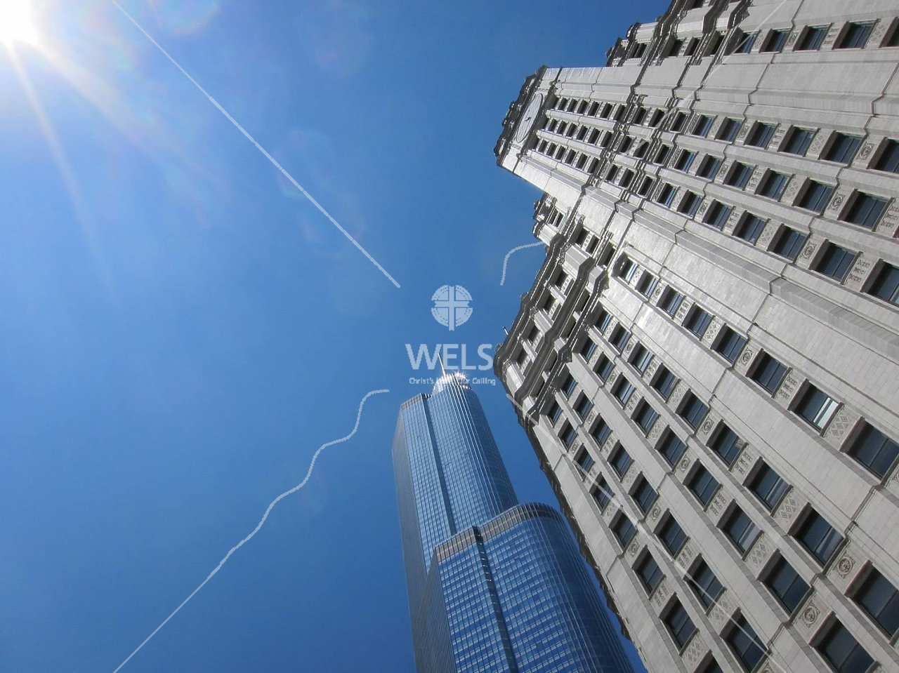 Skyscrapers in Shanghai, China by kstellick