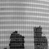 Urban reflections. Chicago, IL