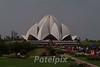 The Lotus Temple<br /> New Delhi, India.  2007