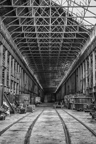 Bethlehem Steel Shed