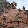 Pukara, Peru. Church of Santa Isabel De Pukara.