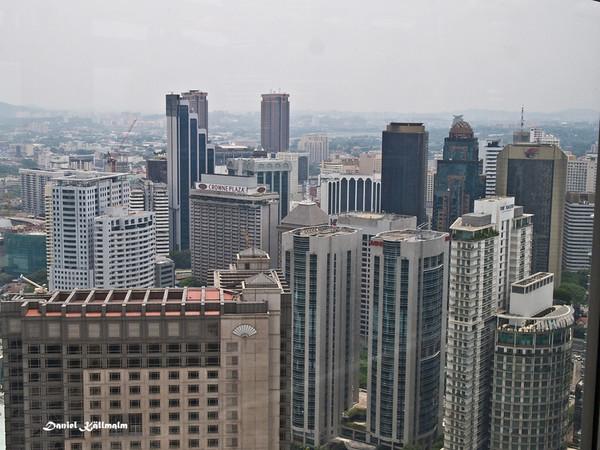 KL central skyline