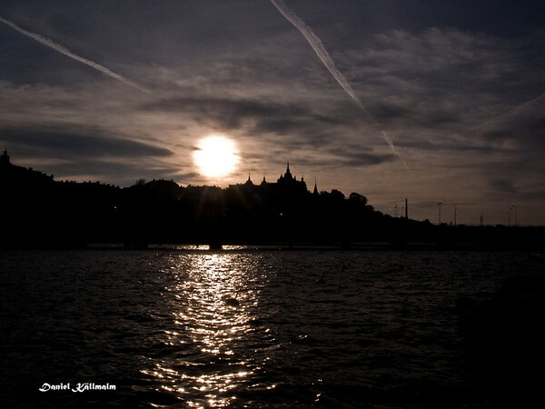 Stockholm Sillouette