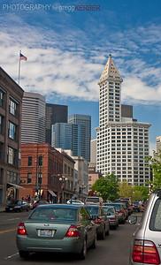Smith Tower, Seattle, WA