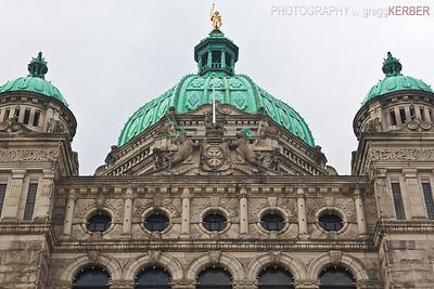 Legislature Building, Victoria, BC
