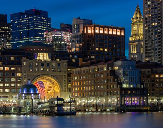 Rowe's Wharf, Boston
