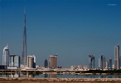 Burj Khalifa Portfolio