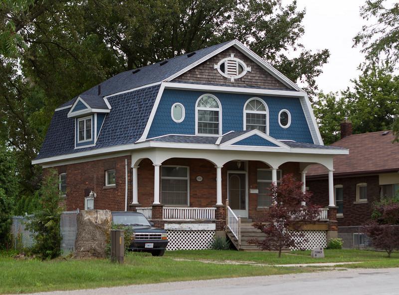 house on Colborne Street