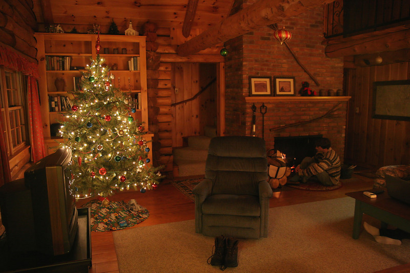 Awaiting Santa