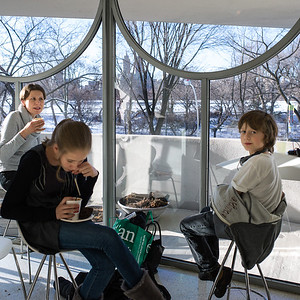 Guggenheim, Manhattan, February 2011