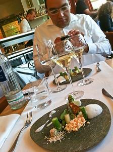 In de keuken van Floris, Rotterdam – with Ayman (van Brecht), May 2011