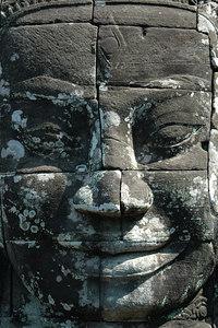 Bayon Angkor Wat, Cambodia
