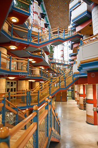 Cambridge Judge Business School - Interior