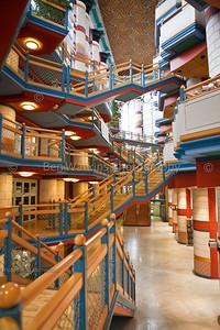 Cambridge Judge Business School - Interior