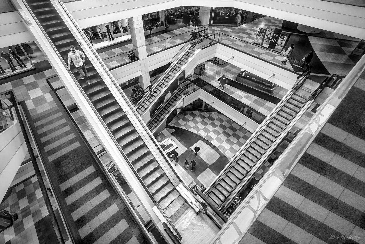 City Centre Escher