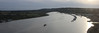 The Medway from HS1,<br /> 22 September 2012