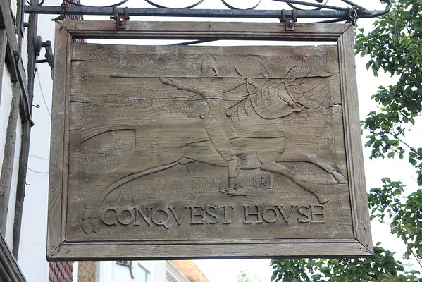 Conquest House, Canterbury<br /> 22 September 2012