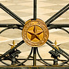 Texas State Capitol, entry gate emblem