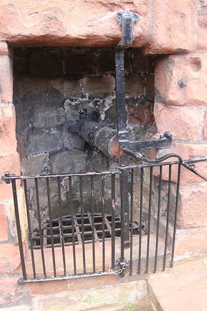 The Well on the side of the Keep.<br /> Carlisle Castle<br /> 25 July 2015