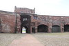 Entrance to the Inner Ward.<br /> Carlisle Castle<br /> 25 July 2015