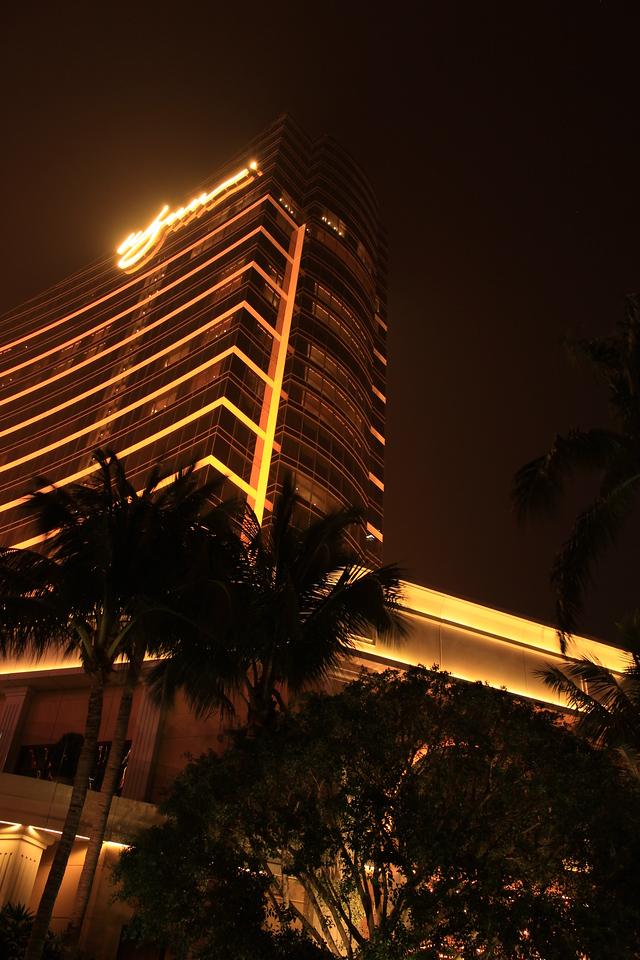 Wynn Casino and Hotel, Macau