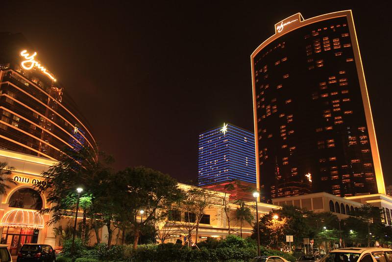Wynn Casino Complex, Macau