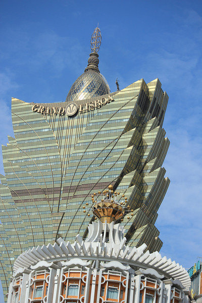 Grand Lisbon Hotel and Casino, Macau