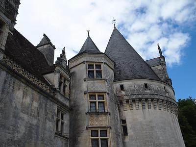 Puyguilhem Castle